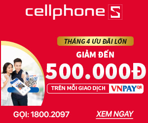 Giảm đến 500K trên mỗi giao dịch VNPAY