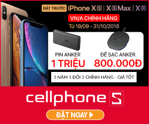 IPHONE XR | XS | XS MAX - KHUYẾN MÃI CỰC KHỦNG