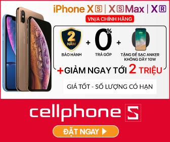 iPhone chính hãng VN/A - Chỉ từ 6 Triệu
