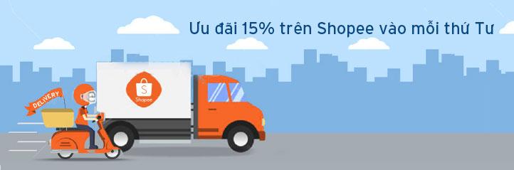 Mở thẻ Citibank - Ưu đãi với Shopee