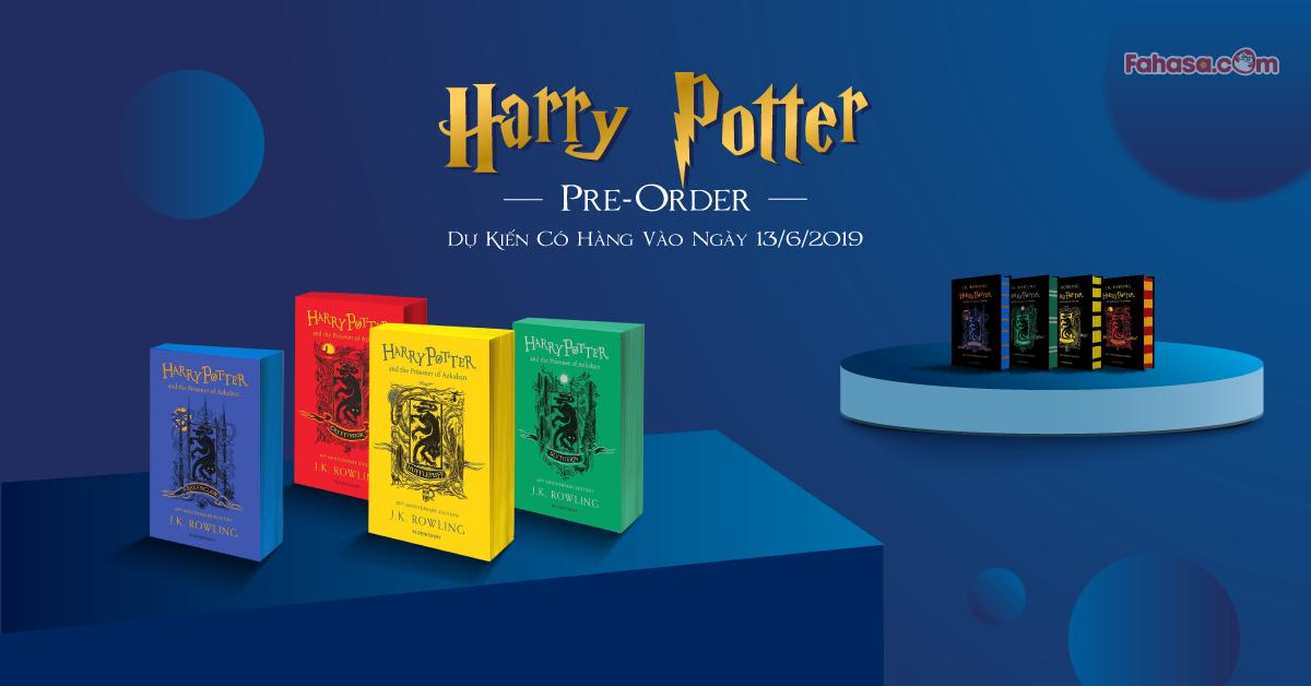 Khuyến mãi Đặt trước Harry Potter – Khuyến mãi hấp dẫn