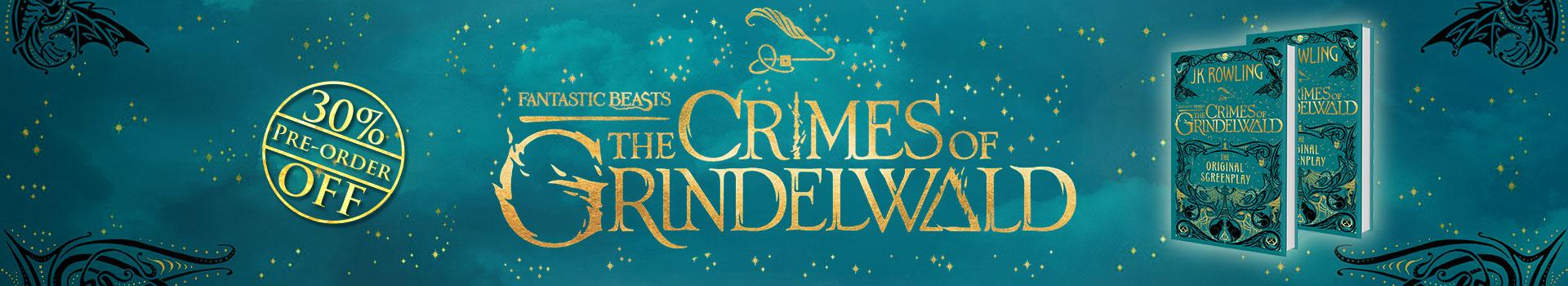 Đặt trước Fantastic Beats - The Crimes Of Grindelwald để nhận ưu đãi hấp dẫn