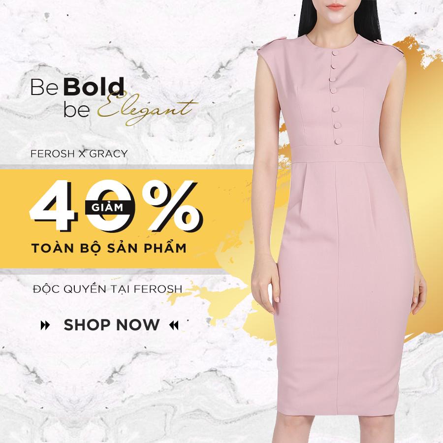 Khuyến mãi Gracy – Sale 40% cho tất cả các mặt hàng