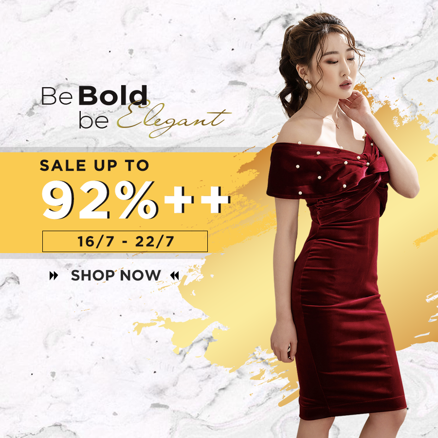 Khuyến mãi Sale up to 92%