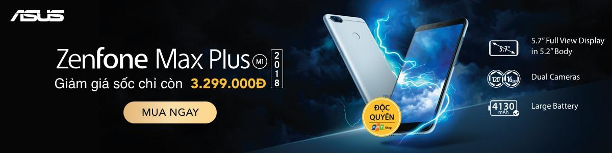 Hình ảnh ASUS MAX PLUS M1 2018 - Giảm ngay 300,000đ