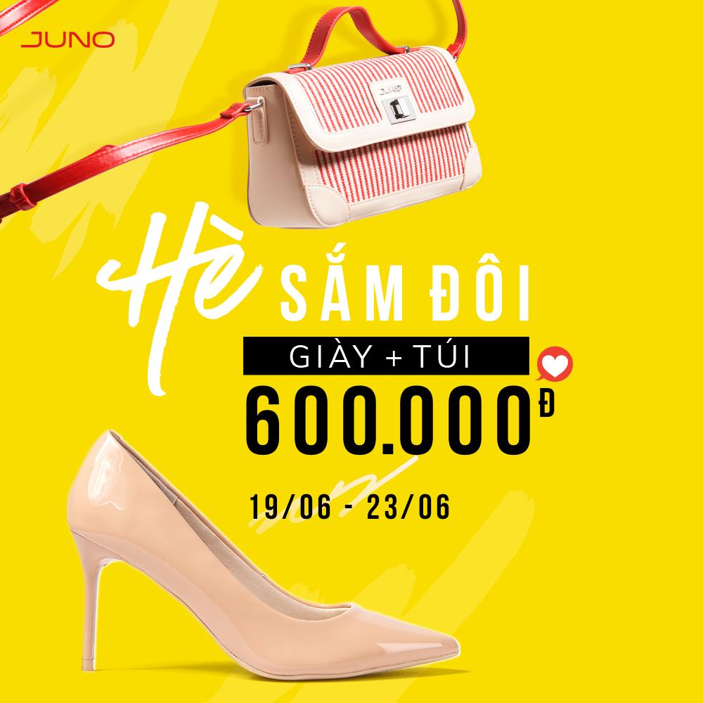 Hè Sắm Đôi - Giày + Túi = 600.000VNĐ