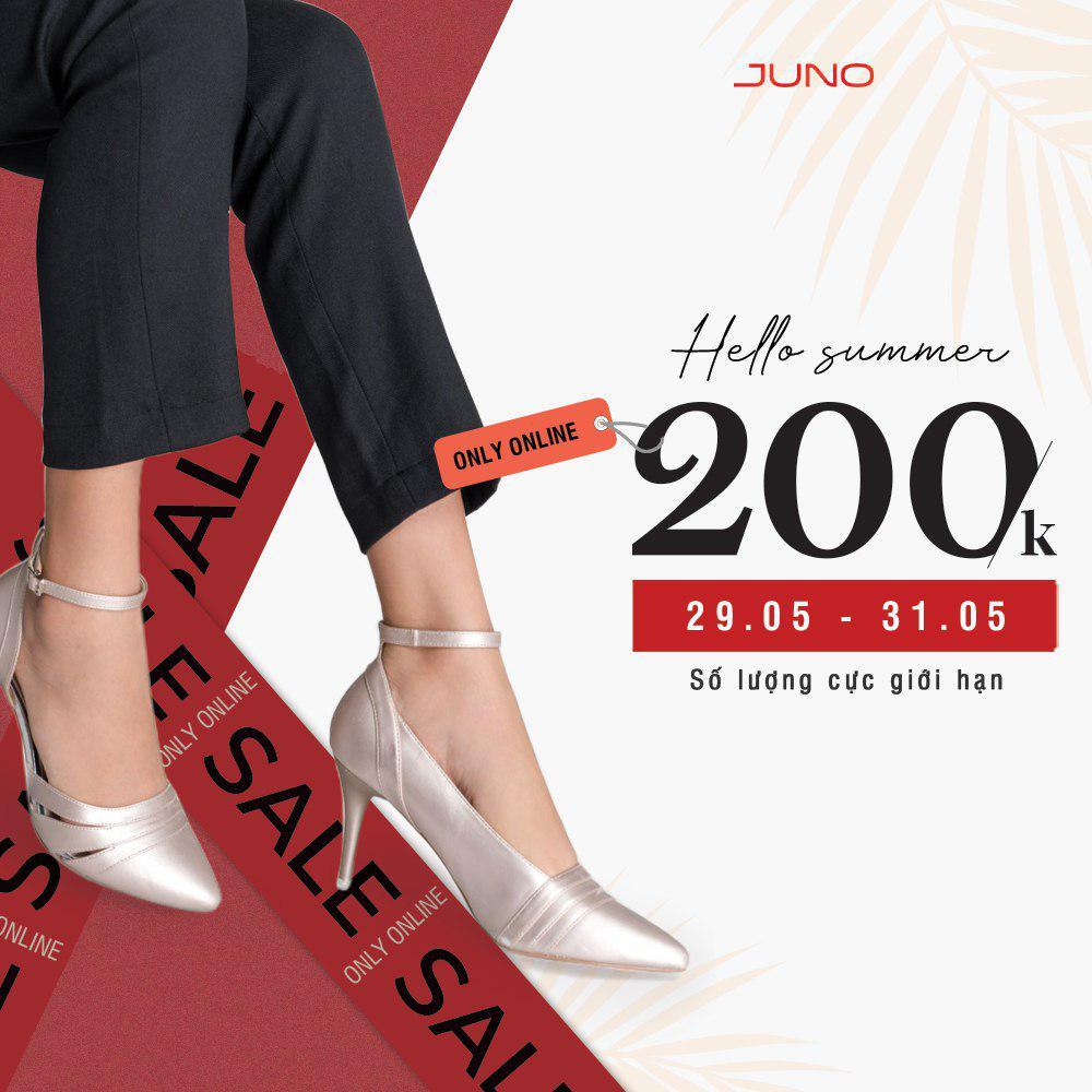 Chương trình Only Online Sale Hello Summer - 200K