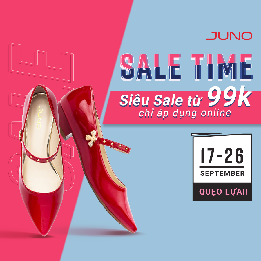 SALE TIME - CLEAR ONLINE SALE