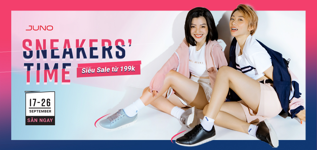 SNEAKERS CLEAR ONLINE