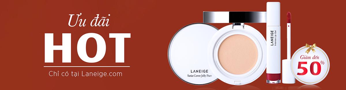 nơi bán mỹ phẩm Laneige chính hãng đảm bảo