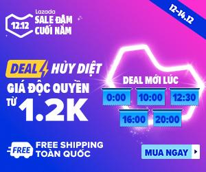 Deal hủy diệt - Giá độc quyền từ 1.2K