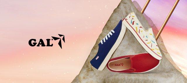 Ưu đãi Gal Giày Sneaker Cho Cả Gia Đình