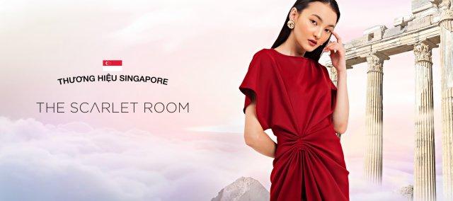 Giảm Đến 51% - The Scarlet Room
