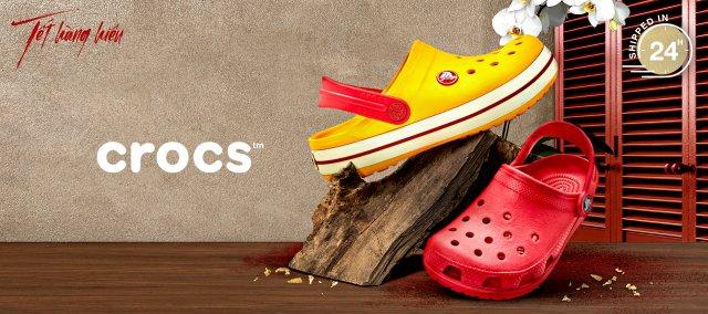 Giảm Đến 62% - Crocs Giày Trẻ Em