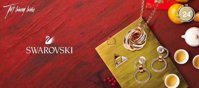 Giảm Đến 72% - Swarovski Trang sức Nữ