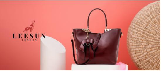 Giảm giá lên đến 60% túi Xách Nữ Leesun London