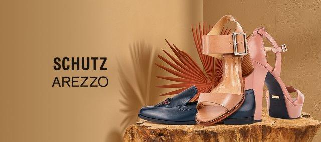 Giảm Đến 50% - Schutz & Arezzo: Giày, Dép Nữ