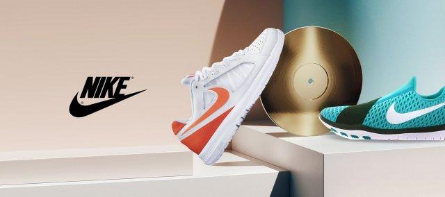 Nike - Đánh Thức Tinh Thần Thể Thao