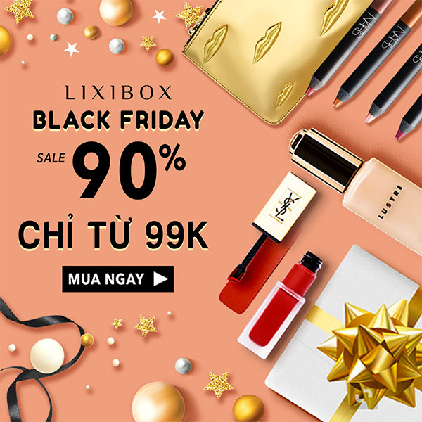 SALE 90% - BLACK FRIDAY - DEAL HOT 99K