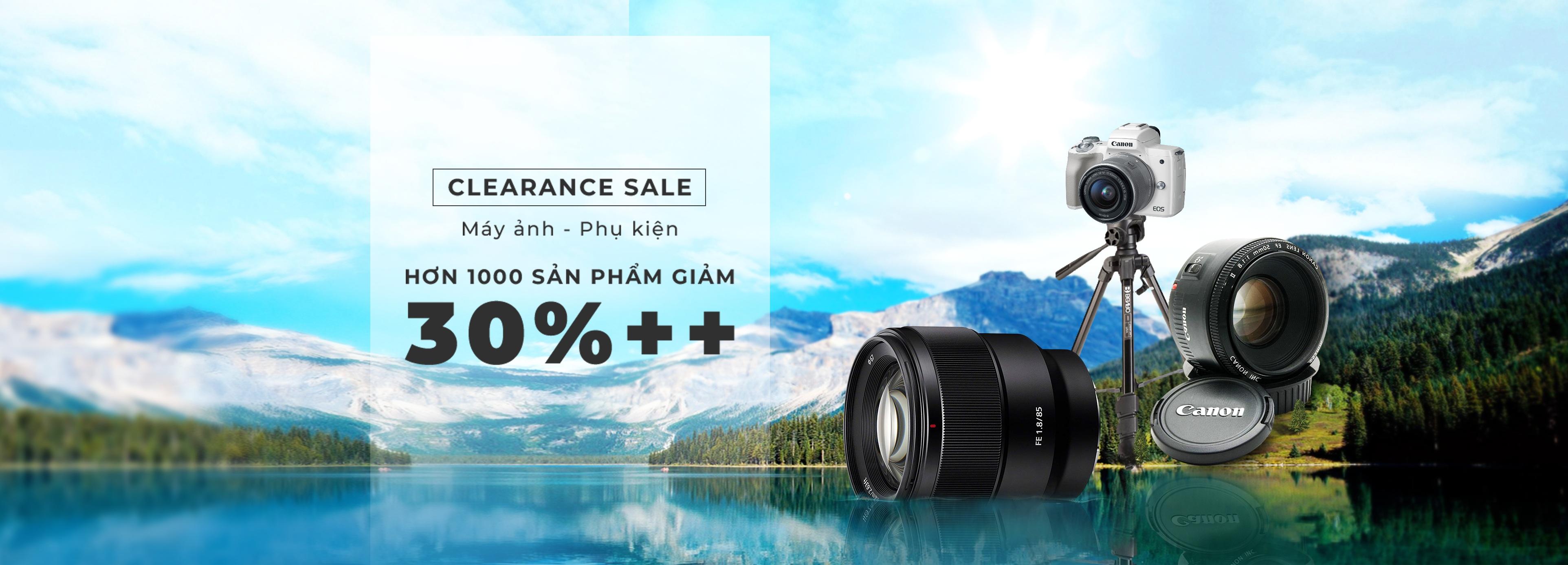 Máy ảnh, máy quay phim, camera hành trình giá tốt nhất thị trường (sau code)