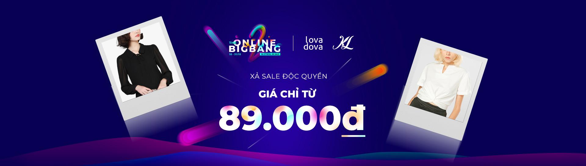Lovadova - Đồng giá 169k-189k