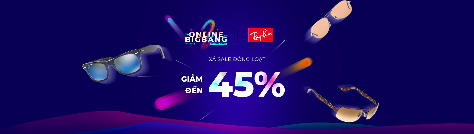 Rayban - Giảm đến 40%