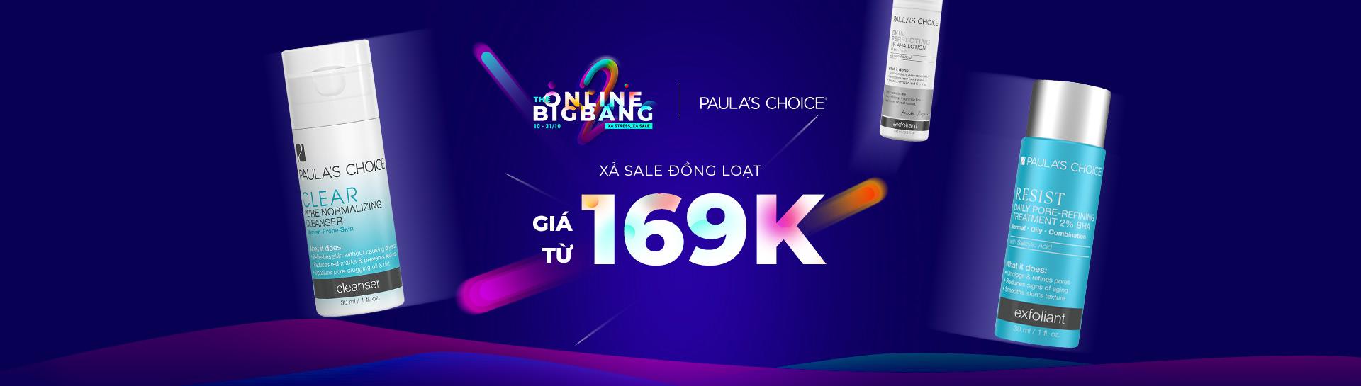Paula 's Choice - Chỉ từ 169K