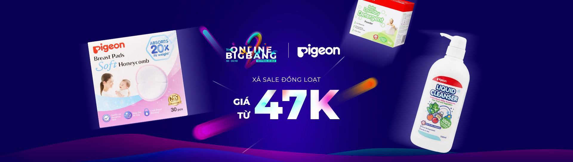 Hình ảnh Pigeon - Giá chỉ từ 20k + freegift