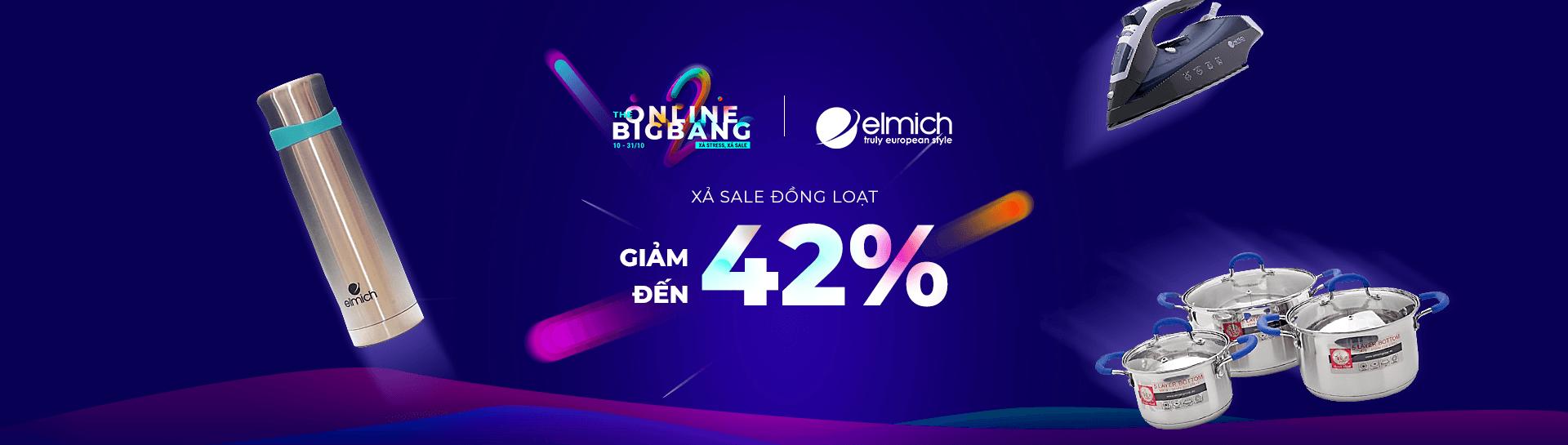 Elmich - Giảm giá đến 50%