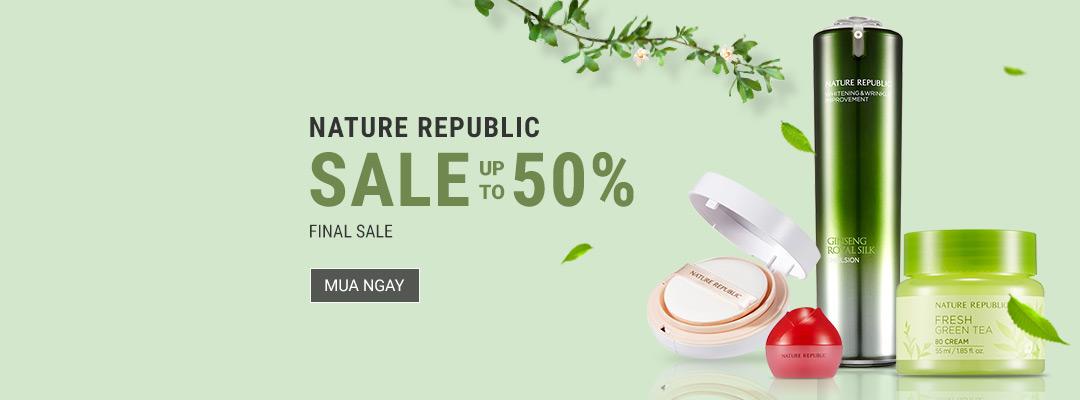 Nature Republic - Mua ngay kẻo lỡ