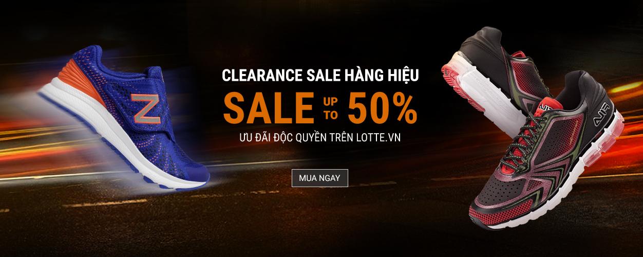 Super Sport - Clearance Sale hàng hiệu