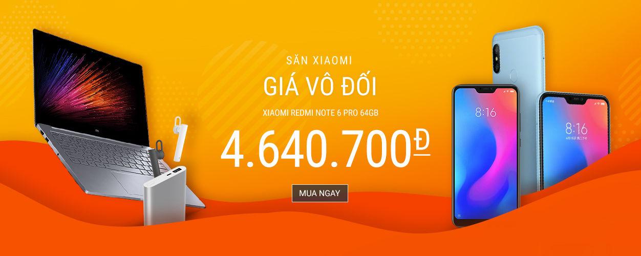 Săn Xiaomi giá vô đối