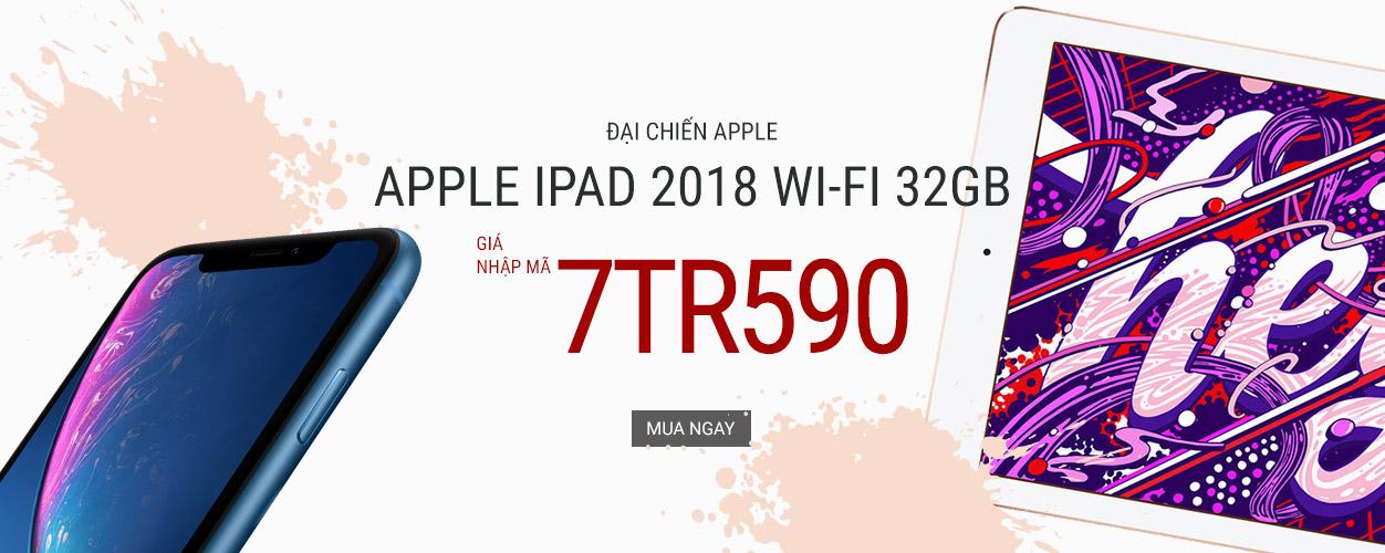 Đại chiến Apple - Khuyến mãi cực hấp dẫn