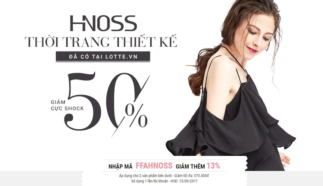 Hnoss -Thời trang thiết kế - Giảm tới 50%