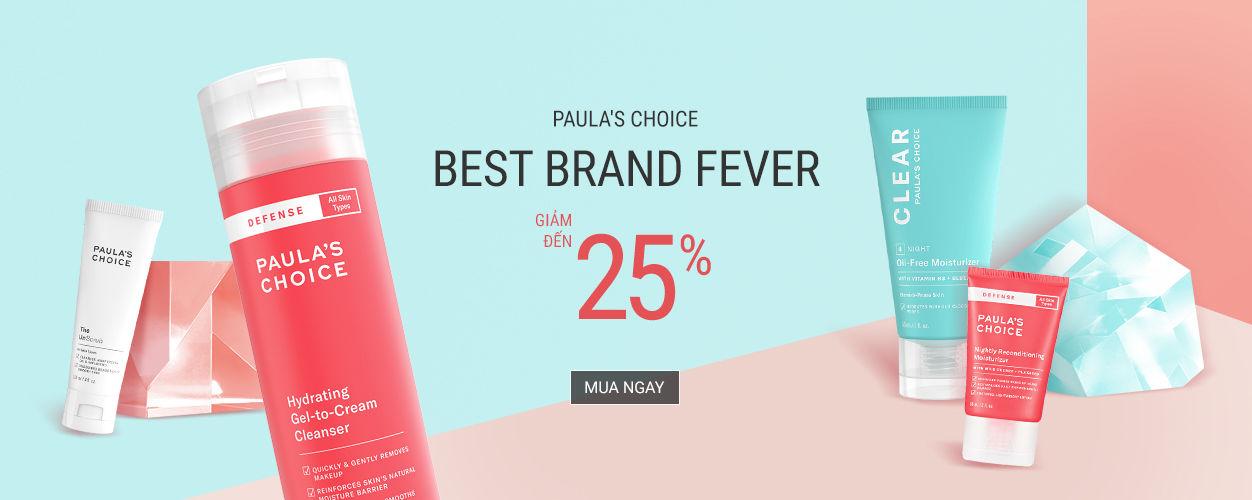 Paula's Choice - Bí kíp cho làn da