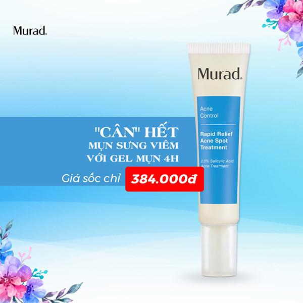 Gel giảm mụn Rapid Relief Acne Spot Treament trợ giá 50%, giá chỉ còn 384.000đ