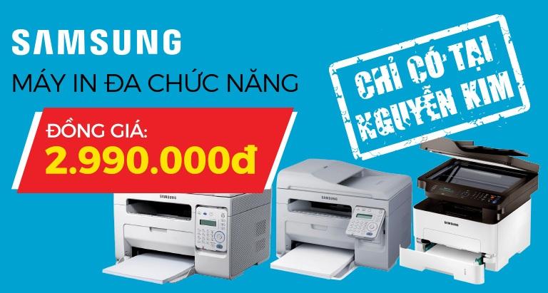 Máy in Samsung đa chức năng - Đồng giá 2.990.000đ