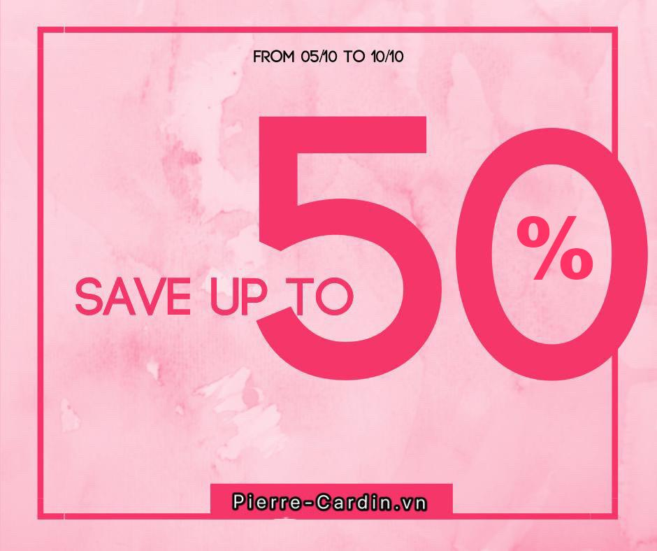 Khuyến mãi MID AUTUMN SALE – UP TO 50%