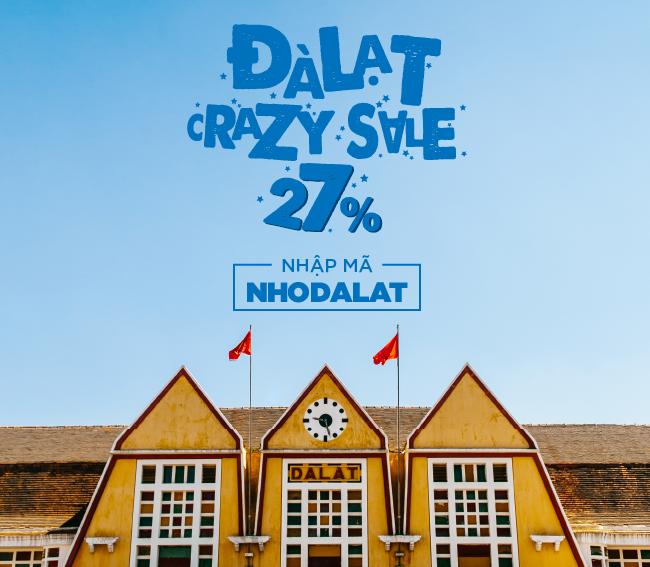 Dalat Crazy Sale