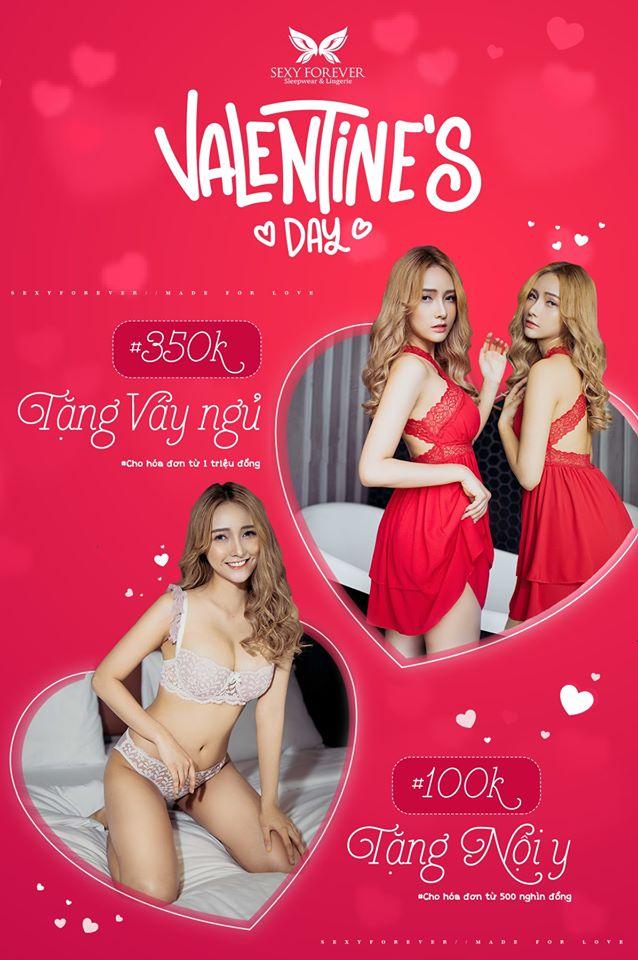 Quà tặng đặc biệt - Cho đêm Valentine