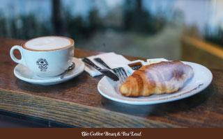 Ưu đãi 20% tại The Coffee Bean & Tea Leaf cho Thẻ Tín Dụng Shinhan
