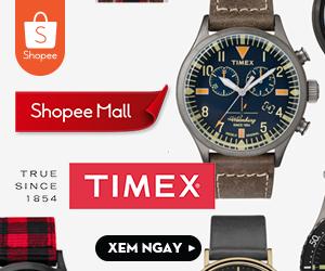 Đồng hồ chính hãng Timex - Giảm đến 50%