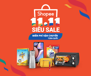 11.11 Siêu Sale - 11.11 Big Sale