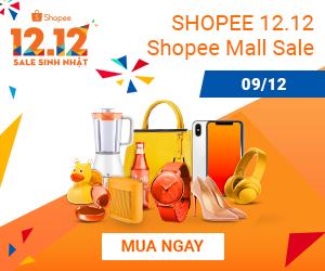 12.12 Shopee Mall Sale