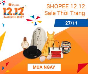 12.12 Sale Thời Trang