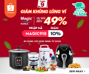 Magic Korea Officiall - Giảm đến 49%