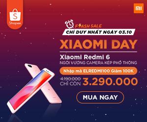 Ngày hội thương hiệu - Xiaomi Day