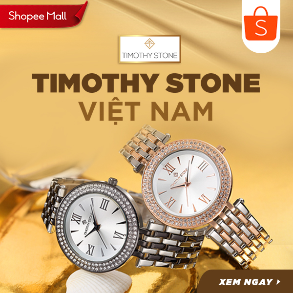 Đồng hồ chính hãng Timothy Stone - giảm đến 70%