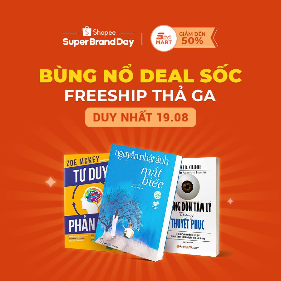 Bùng Nổ Deal Sốc - Freeship Thả Ga
