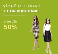 Code mua sắm Thời trang đón năm mới